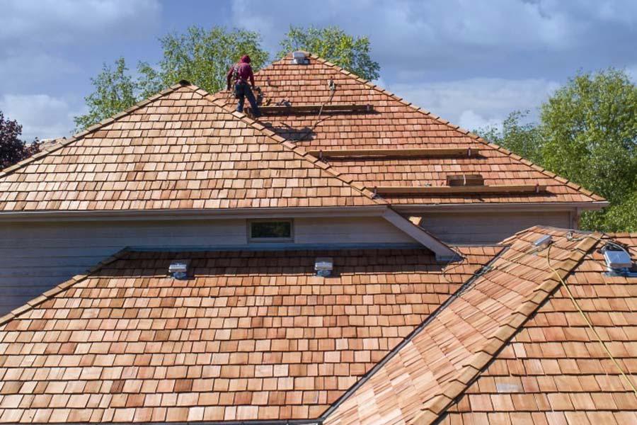 new roofing installed schaumburg il