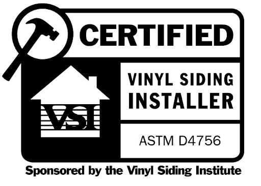 viny siding installer logo